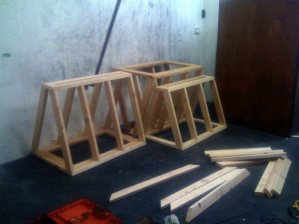 40+Recycled Pallets Wood Boards Made Sturdy Furniture ...  |Box Sturdy Made Parkour Plans