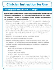 dreamTAP-_Clinician-TL-Instructions-inse.pdf