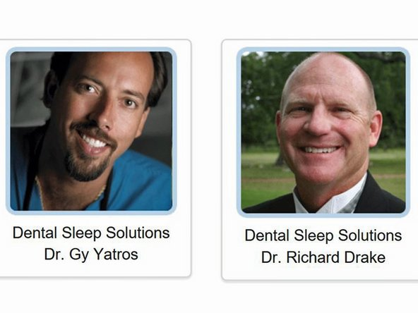 DS3 - Dental Sleep Solutions   Drs Drake and Yatros founded this company to help their fellow dentists take advantage of all their considerable experience.   The best ROI for any DSM dentist.   Great team and awesome service.