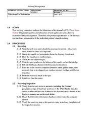 dreamTAP work instructions Rev J